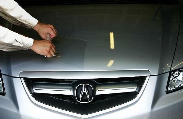 Clear Vinyl Wrap Car Bra Paint Protection Transparent Film
