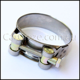 T-Bolt Tbolt T Bolt Hose Clamp Stainless Steel 60-63mm clamps