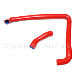 Nissan 300ZX Z32 Silicone Radiator Hose Kit - RED