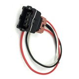 3 Pin Connector Plug with Pigtails - to fit Nissan 300ZX Z32 TPS Throttle Position Sensor