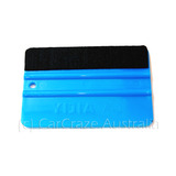 Vinyl Car Wrap Applicator Soft Felt Edge Plastic Edge Squeegee Tool Carbon Fibre