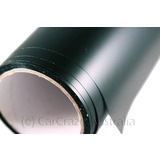 FROST BLACK Car Headlight Lamp Tint Film Sticker 30cm x 60cm